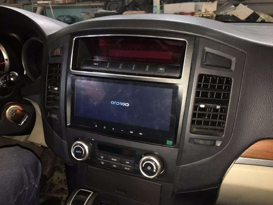 <strong>mitsubishi</strong> MONTERO ESTEREO CENTRAL MULTIMEDIA STEREO CON ANDROID, GPS, BLUETOOTH