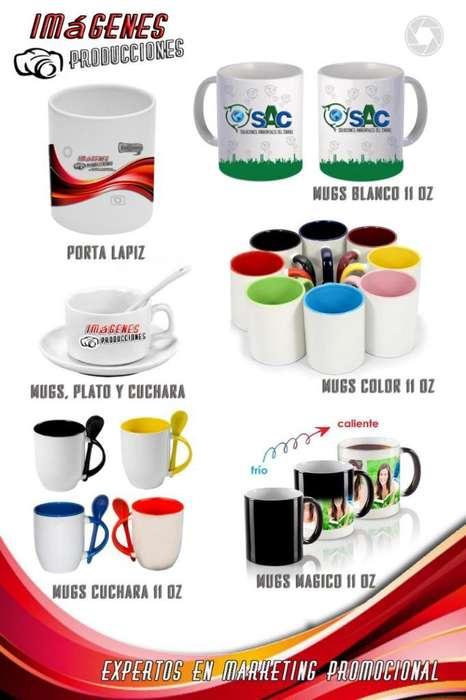 Mugs Promocionales