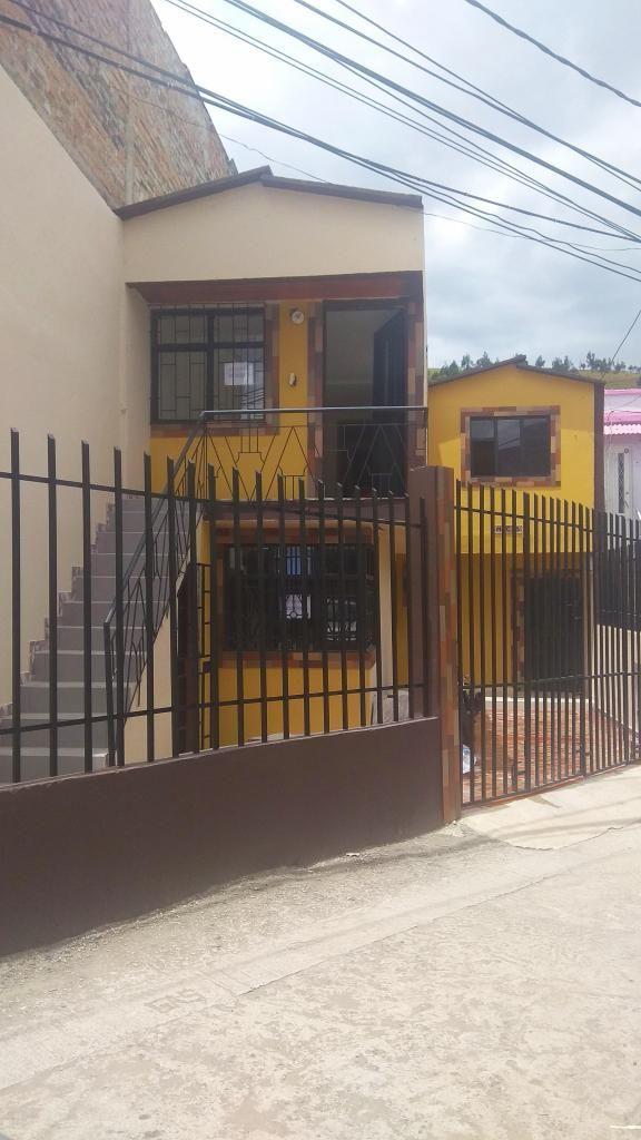 Vendo Casa Grande  Barrio La Floresta