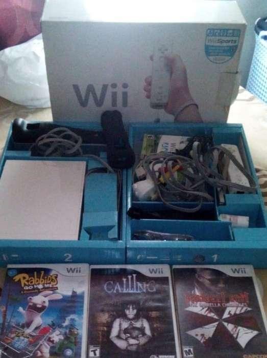 Vendo Nintendo Wii Usado