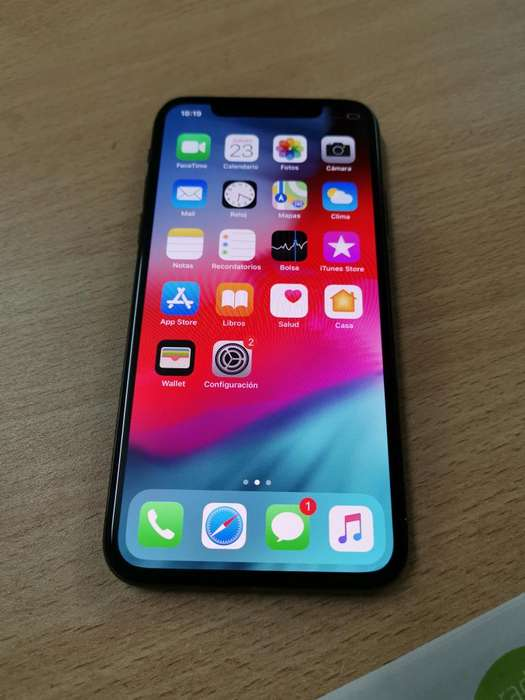 LIQUIDO iPhone X 64GB LIBRE MUY BUEN ESTADO