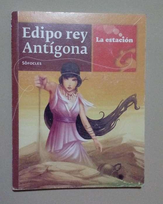 Edipo Rey - Antígona de Sófocles