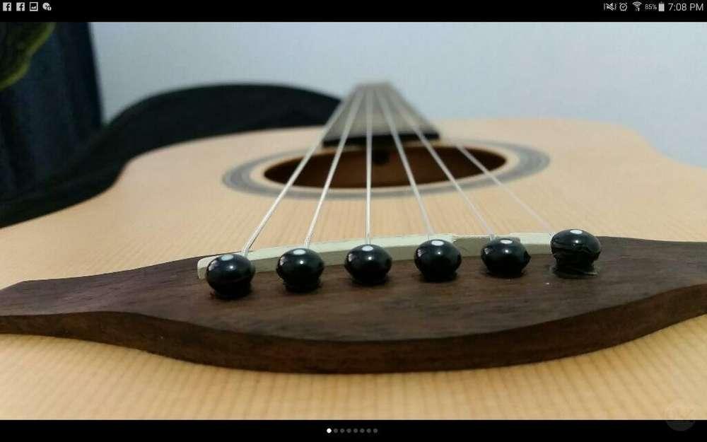 Exelente Guitarra Acustica Hohner