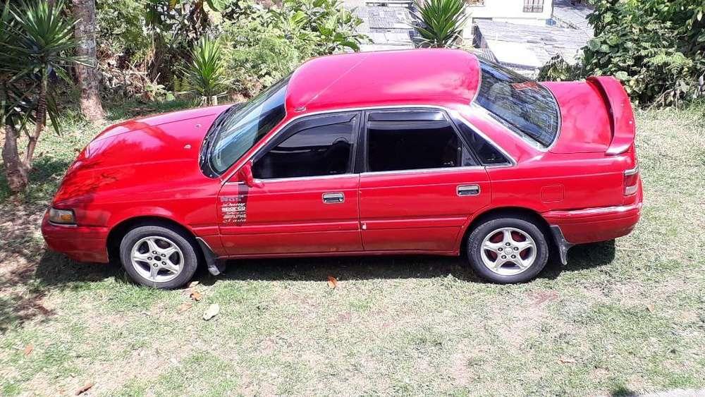 Mazda 626 1989 - 175620 km