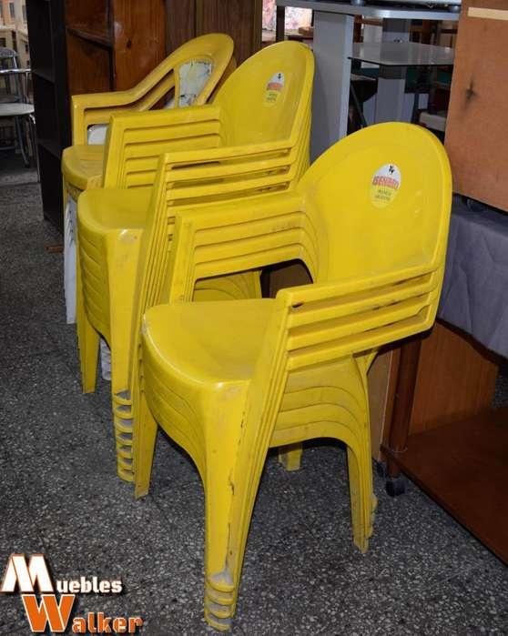 <strong>silla</strong>s plásticas apilables