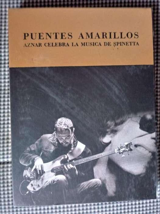 DVD ORIGINAL PUENTES AMARILLOS SPINETTA
