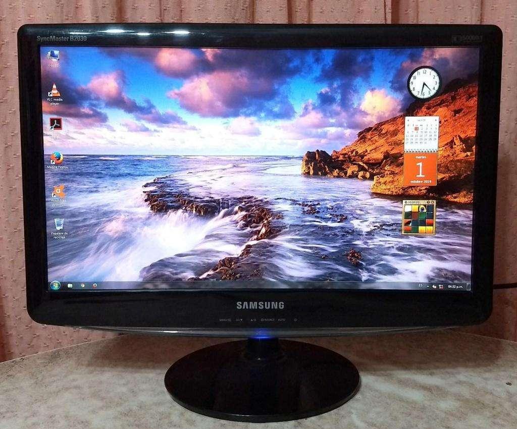 """Monitor// Samsung SyncMaster B2030 20"""", [Llevo a Domicilio]!!"""
