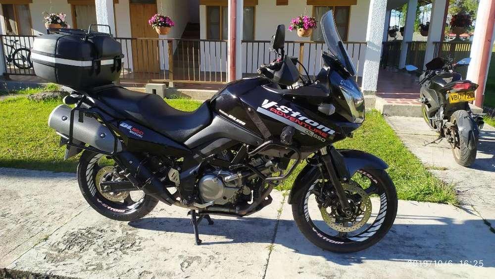 Vendo O Cambio Suzuki Vstrom Dl 650