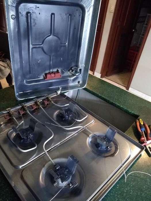Reparación Estufas Y Calentadores