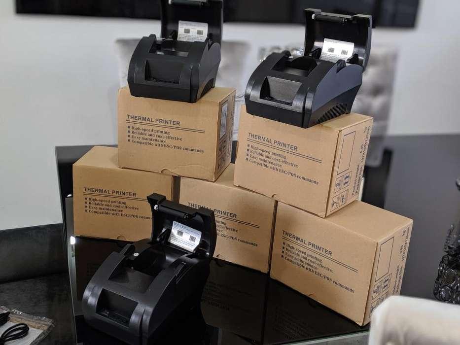 Impresoras Termicas 58mm Nuevas