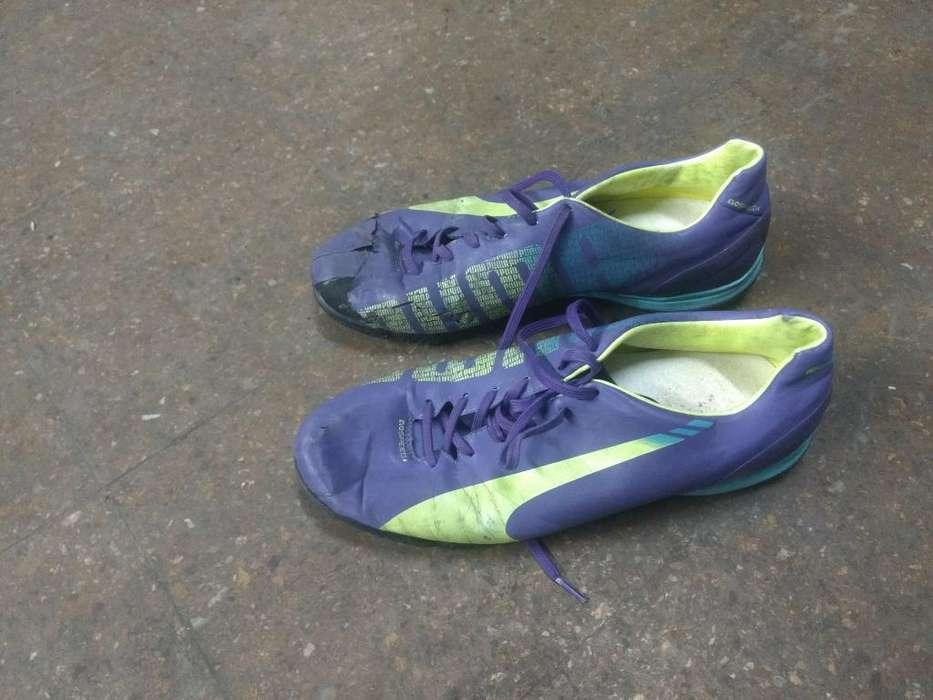 Botines de Futsal