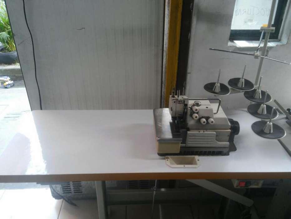 Maquina Fileteadora Jontex 4 Hilos