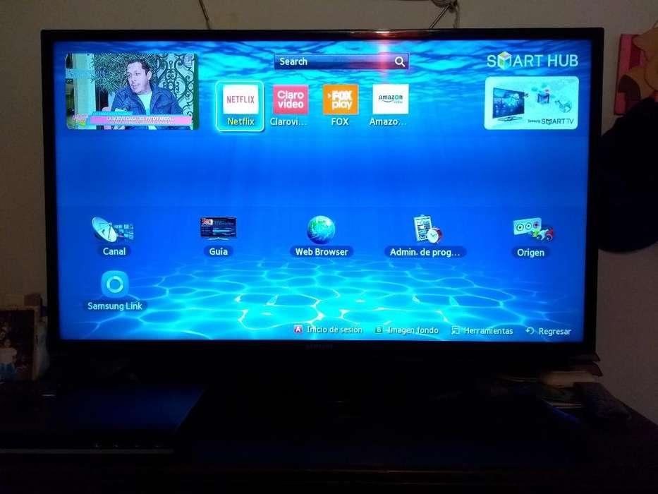 Televisor de 40 Samsung