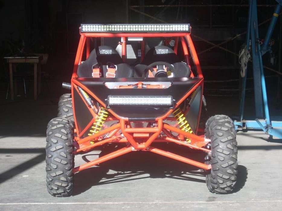 Arenero Saltaduna UTV kit para armar con mecánica VW Gol, no Polaris, Articat, Can Am.