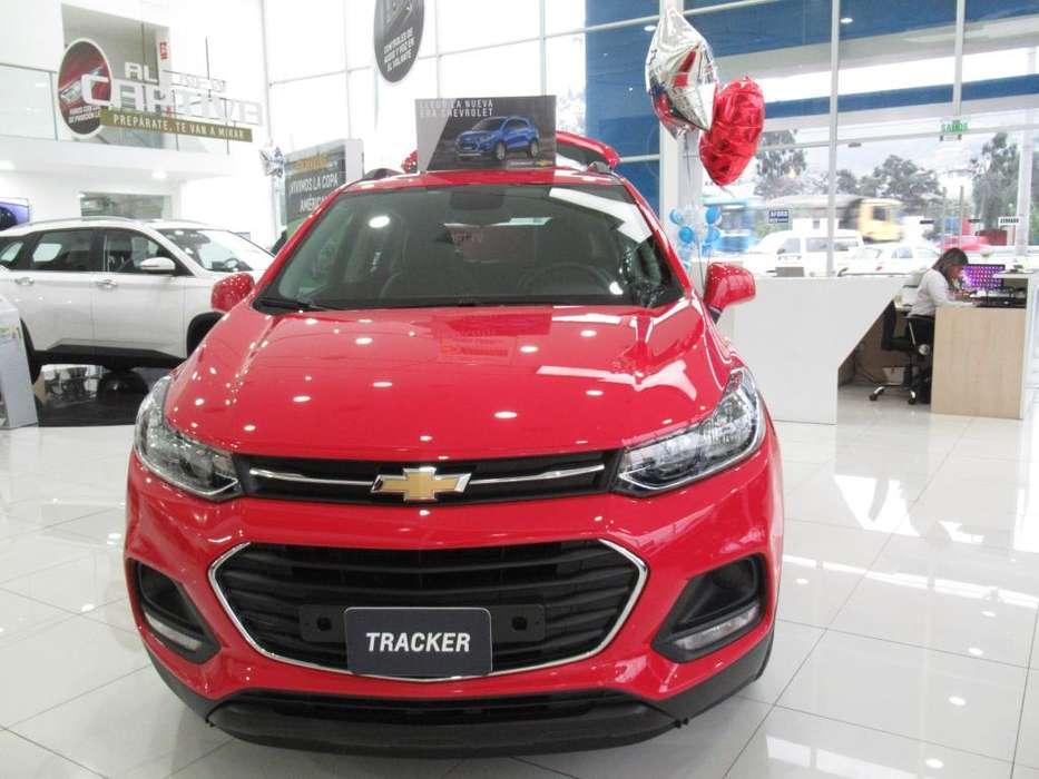 Chevrolet Tracker 2019 - 0 km