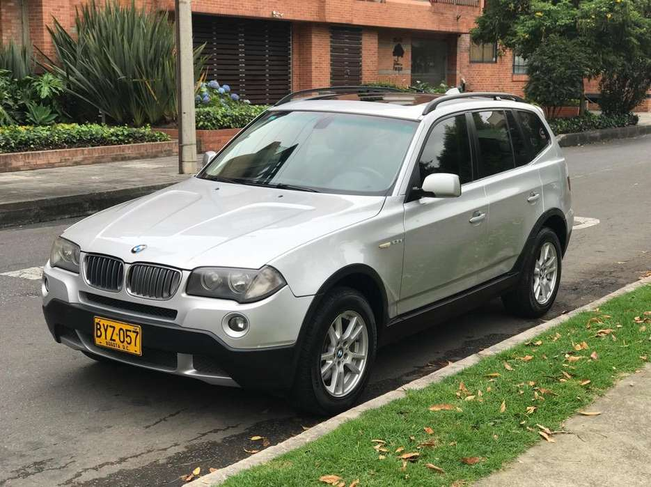<strong>bmw</strong> X3 2007 - 140000 km