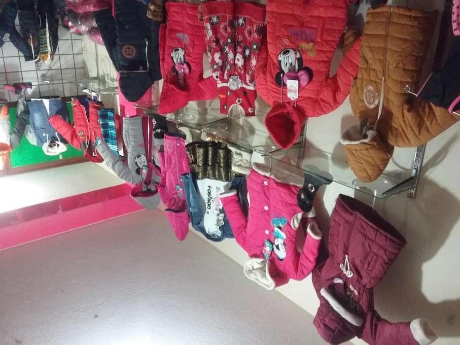 Vendo almacén de ropa infantil 20.000.000 NEGOCIABLES