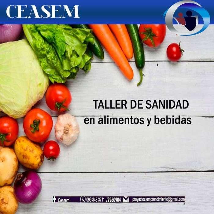 CURSO/TALLER/SEMINARIO/CLASES DE BUENAS PRÁCTICA DE MANUFACTURA BPM PARA RESTAURANTES