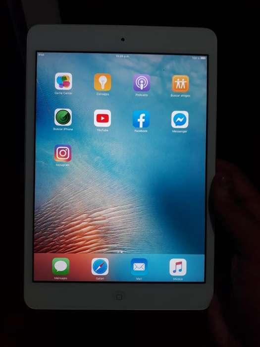 Vendo iPad Mini de 16 Gb Estado 10/10