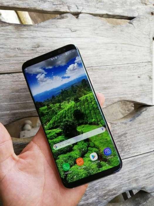 Samsung S8 Plus Como Nuevo Totalment Ful