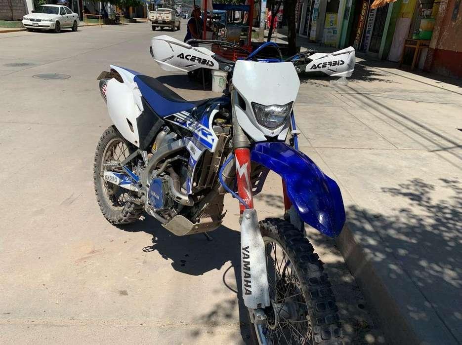 Vendo Moto Yamaha Wr450