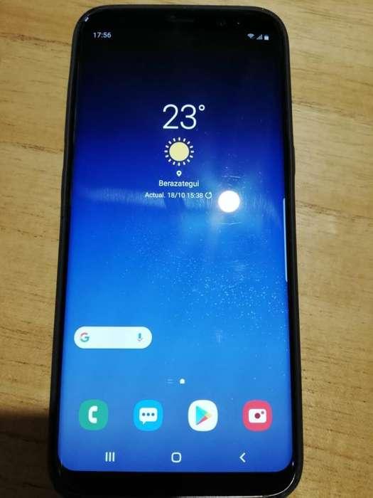 Samsung S8 Impable a Datos Movistar.
