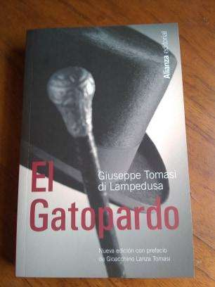 El gatopardo - Giuseppe Tomasi di Lampedusa