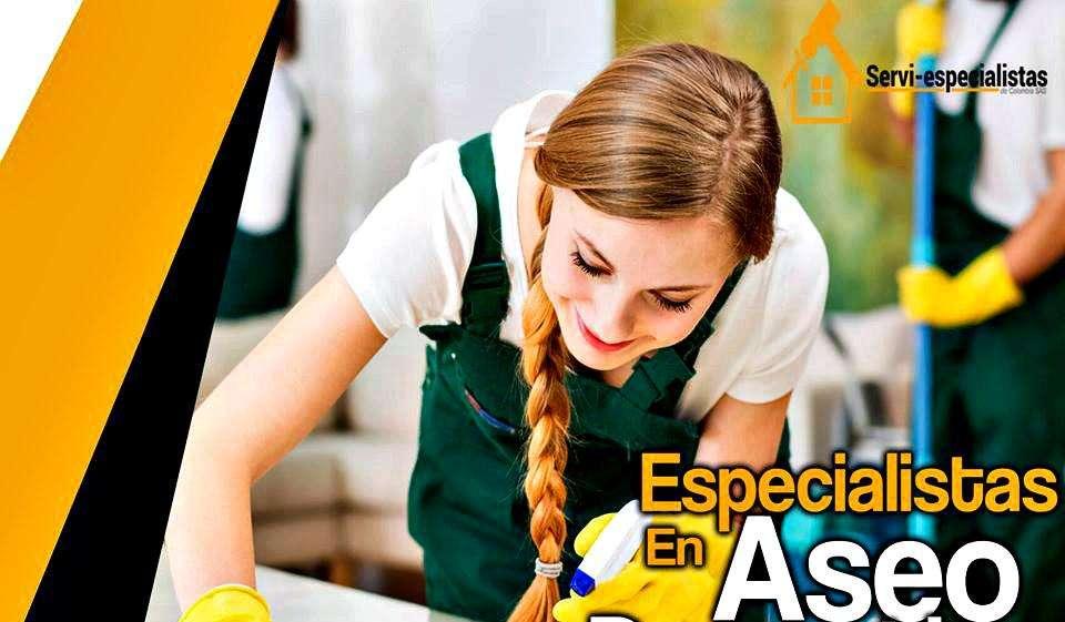Servicio de aseo / Residencial - Industrial - Empresarial