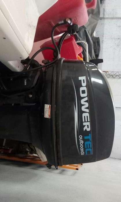 Motor Fuera de Borda, Power Tec 40 Hp