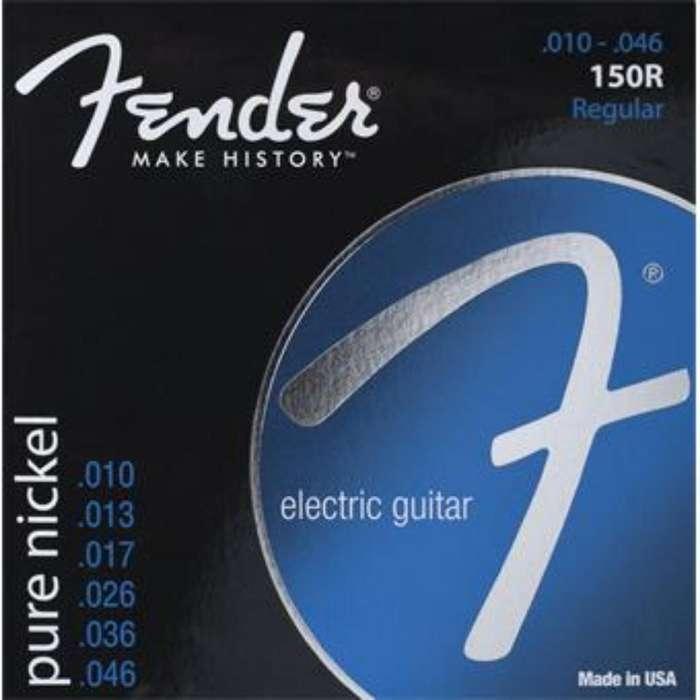 Fender Cuerdas de Guitarra 10 Nickel