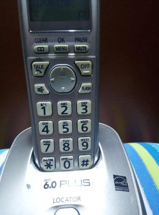 Telefono Panasonic con Identificador
