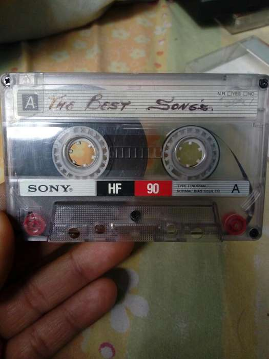 Venta de Cassettes Musica Leyendas Del R