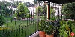 047 Casa Bosques de Rosa blanca