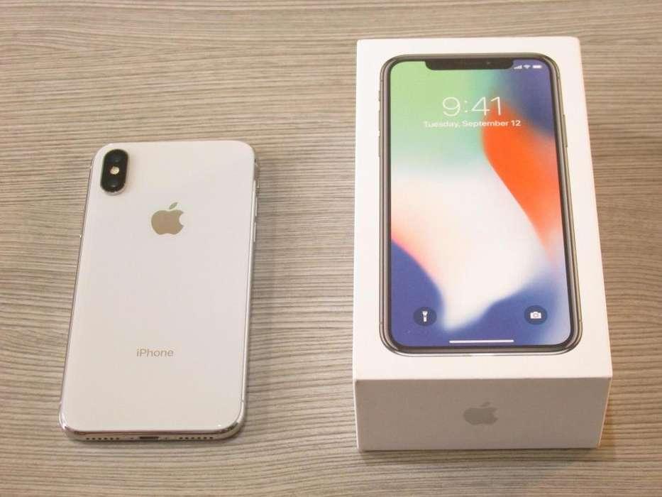 iPhone X De 256 En Magníficas Condiciones