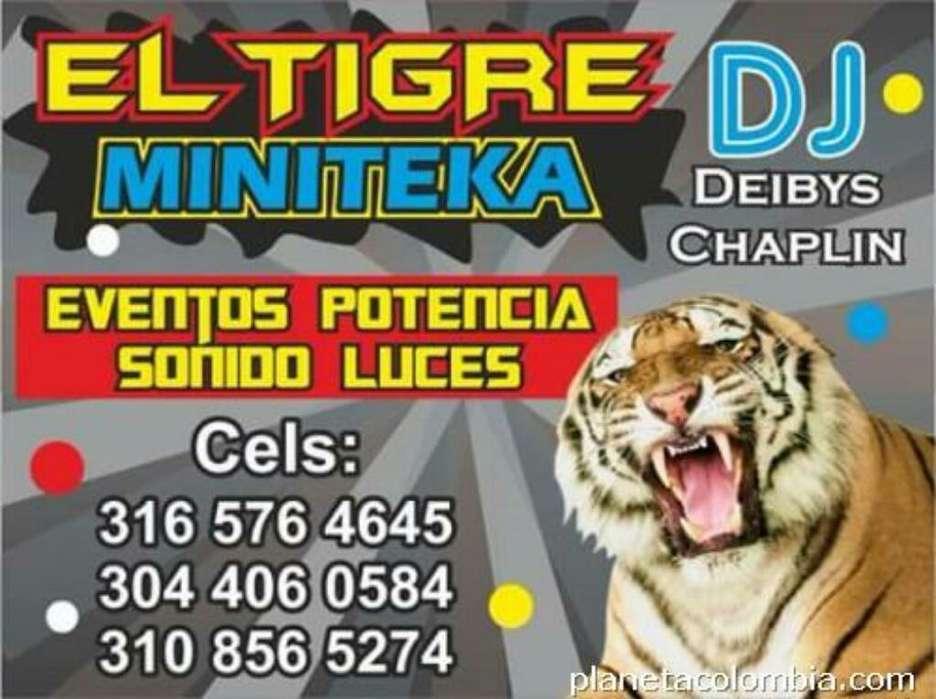 Alquiler Sonido Miniteca Bucaramanga
