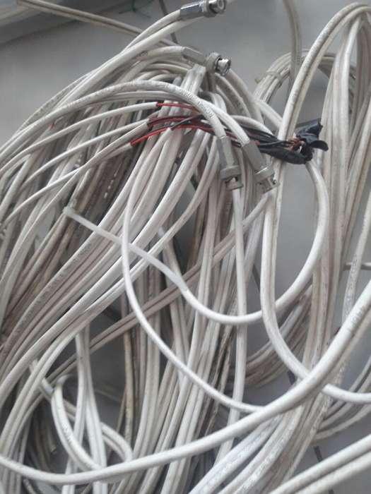 Cable Siames Instalacion de Camaras