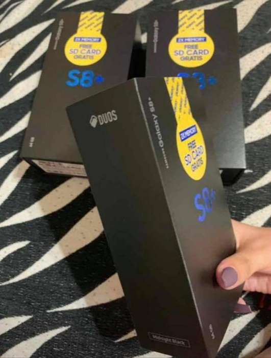 Samsung S8 Plus 64 Gb Sdcard 64Gb