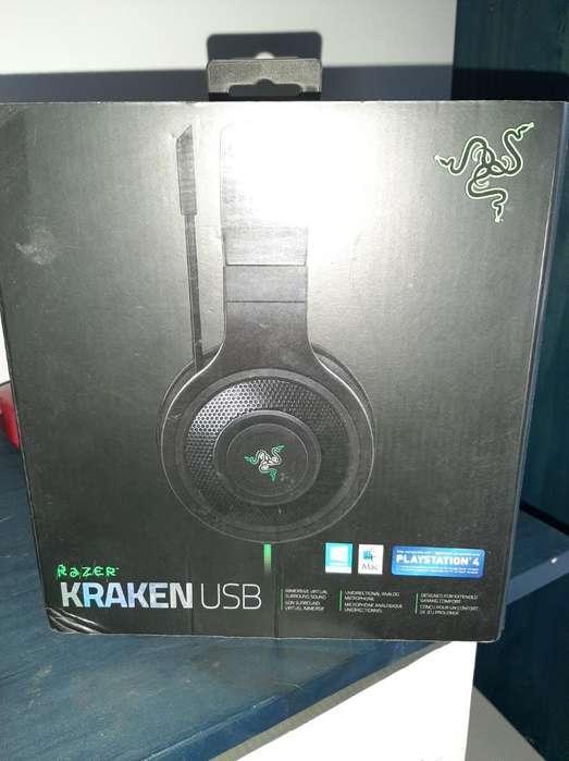 Razer Kraken Usb Compatible con Pc <strong>play</strong>4