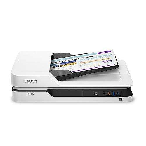 Scanner Epson Workforce Ds1630 Duplex Adf