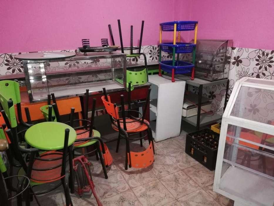Montaje para Cafetería O Comidas Rápidas