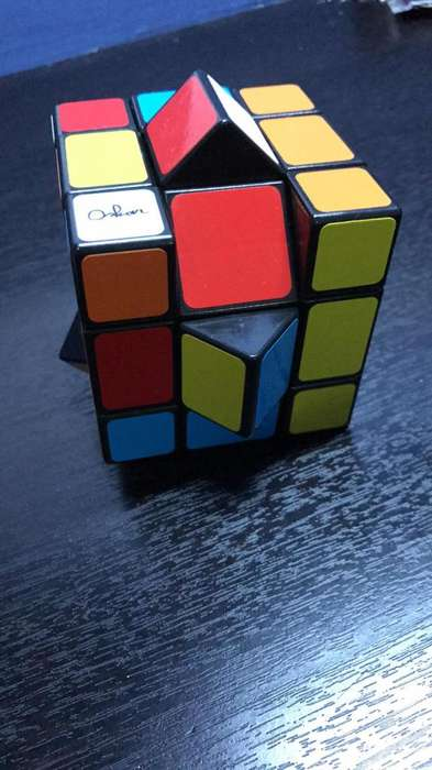 Cubo 3X3 Oskar Deformable