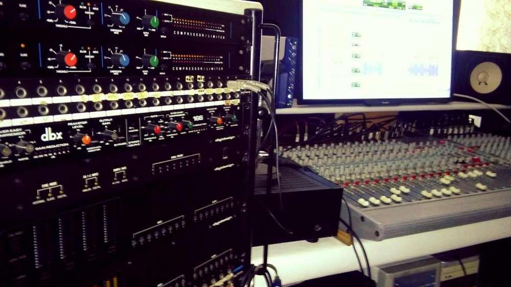 Estudio de grabación Clases de Guitarra y Producción Musical