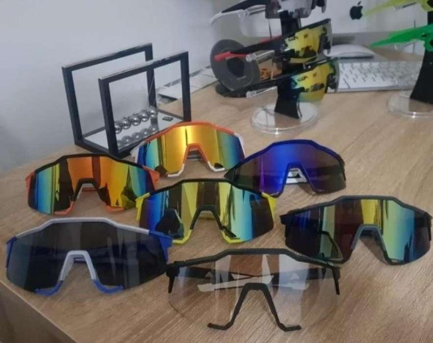 Gafas Lentes Ciclismo Trail Run Mtb