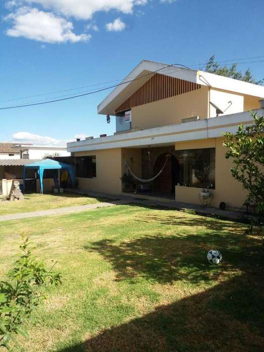 Venta Casa Terreno Calderon Norte / San Camilo