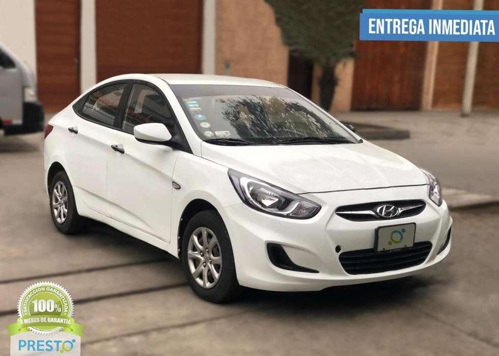 Hyundai Accent 2014 - 55000 km