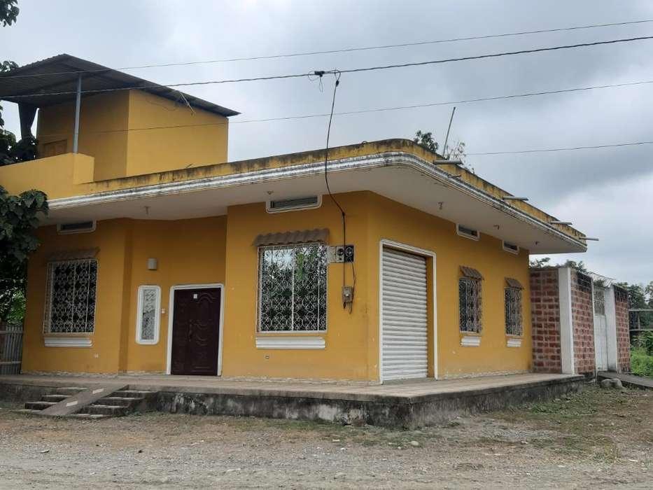 Hermosa Casa Lista para Habitar con Loza