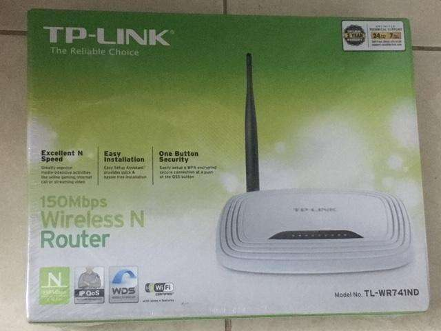 Nuevo Router Tp Link