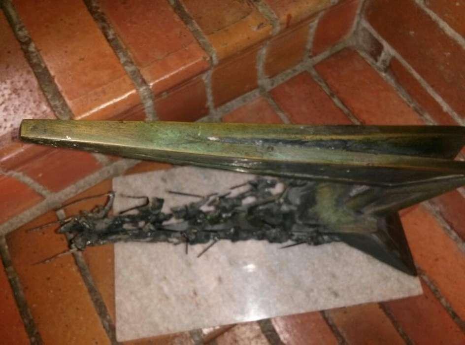 Homenaje a los 200 años Monumento Lanceros del Pantano de Vargas Prueba Autor Arenas