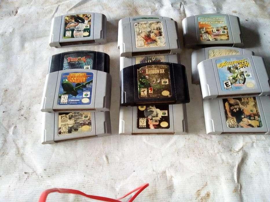 Nintendo 64 Véalo
