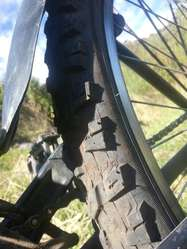 Bicicleta Overside 26 Shimano Y Suntour